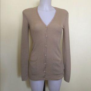 Women's Ralph Lauren Cardigan Sweater Size Medium.